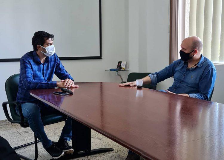 Secretário estadual de esporte, cultura e lazer visita Campo Verde e confirma parceria para investimentos