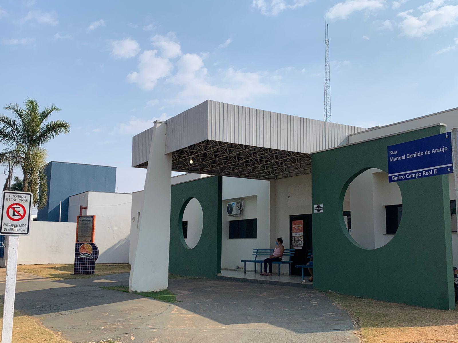 Unidade Descentralizada de Reabilitação de Campo Verde passa por reforma e ampliação