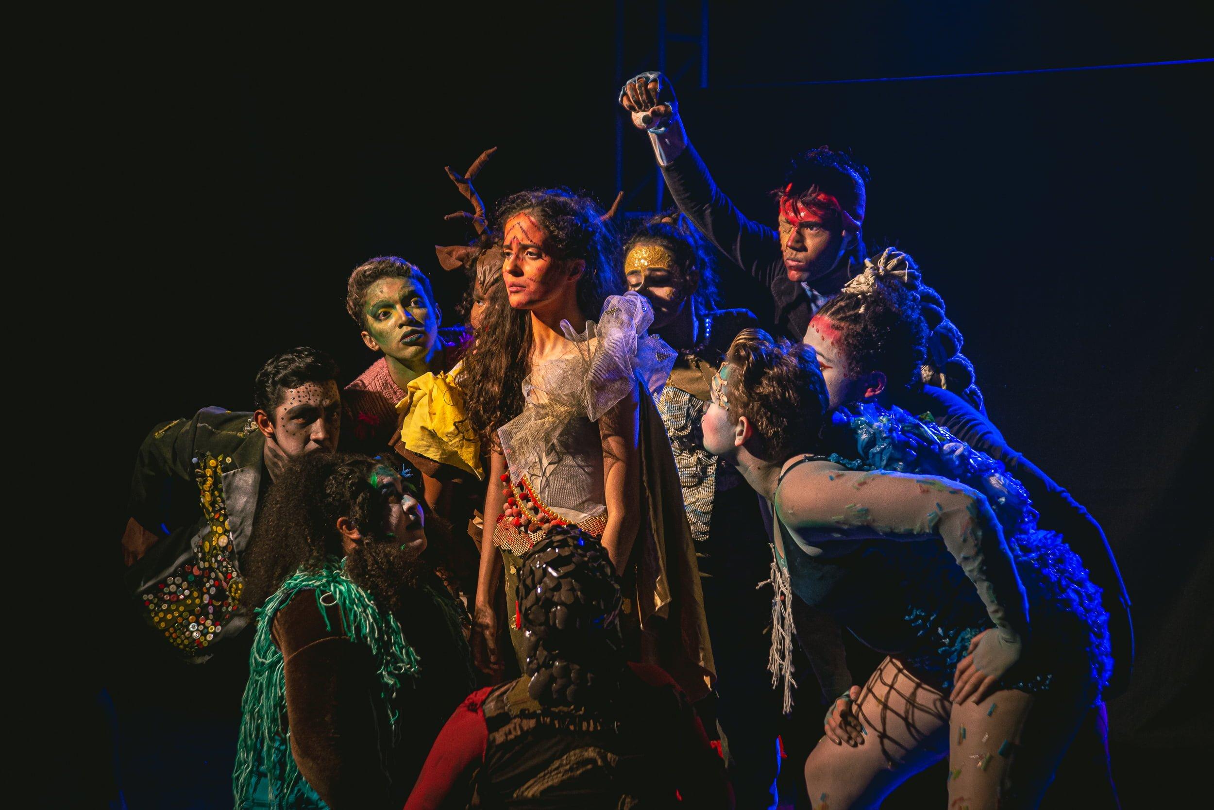 XIV Festival de Teatro de Campo Verde inicia agenda com 22 espetáculos nesta segunda, 18